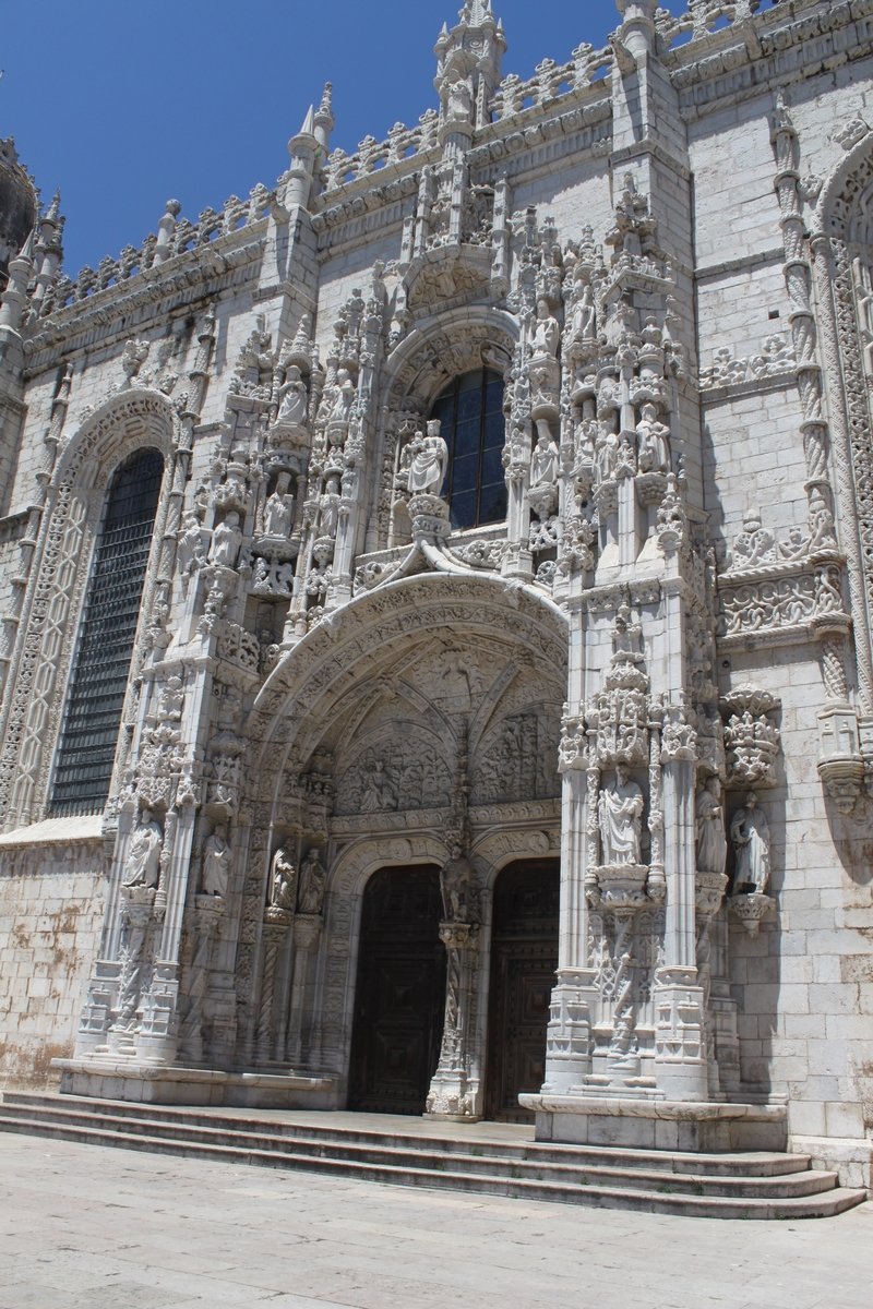 Jeronimos entrance